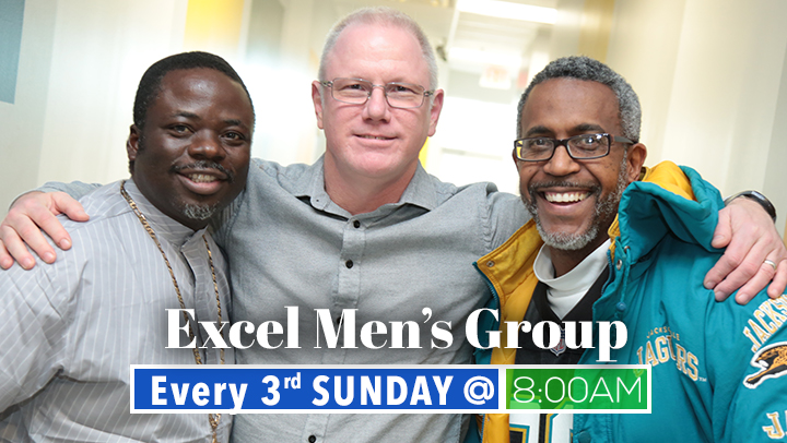 Excel Men's Group