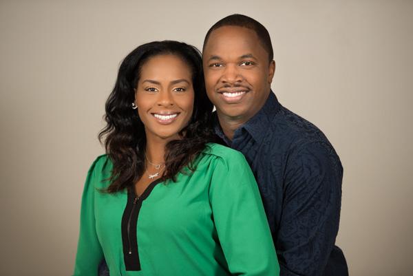Pastors Derrick & Zelphia Raines